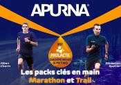 APURNA propose des packs trail et marathon