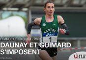 France de 10 000m : Daunay et Guimard s'imposent