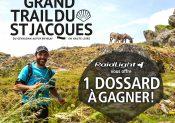 Gagnez un dossard pour le Grand Trail du Saint Jacques