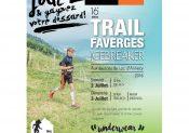 Gagnez votre dossard pour le Trail de Faverges