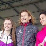 Trail Toulousain podium femmes 9km