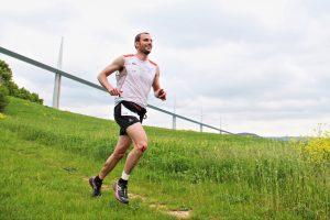 Etienne Van Gasse 42 km Verticausse photo Goran Mojicevic Passion Trail