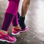 choix de chaussures de running