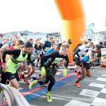 départ semi -marathon de Bergen