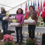 Trail ardechois podium