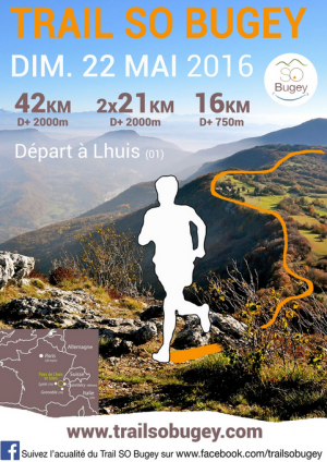 TRAIL SO BUGEY