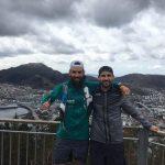 jérome Sordello et Yoann Stuck en Norvège