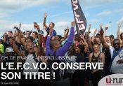 Interclubs Elite : L'Entente Franconville Césame Val d'Oise conserve son titre !