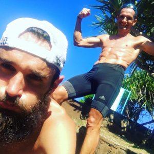 Yoann Stuck et Eric Lacroix