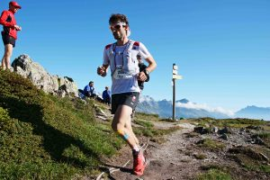 2 Thibaut Baronian 42 km Marathon du Mont Blanc 2015 photo Goran Mojicevic Passion Trail