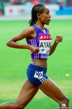 Alma Ayana