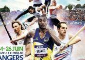 Les championnats de France Élites à Angers