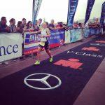Ironman de Nice arrivée