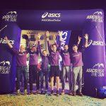 Asics Beat The Sun-team Europe South