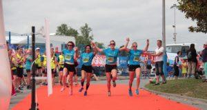 arrivée marathon de carcassonne