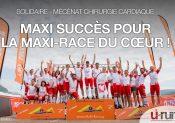 Maxi Succès pour la MaXi-Race du Cœur !
