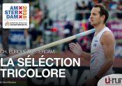 sélection axu Europe d'athlétisme