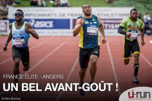 France élites d'athlétisme