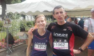 Mylène Bacon et Mathieu Bertos