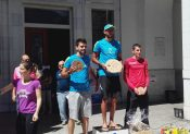luchon aneto trail : podium 13km