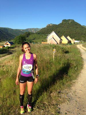 trail de la vallée verte Sylvaine CUSSOT