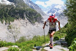 Sacha Devillaz photo Goran Mojicevic Passion Trail