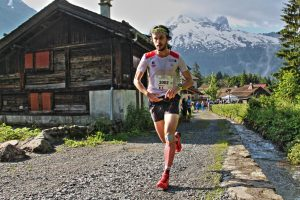Thibaut Baronian   photo Goran Mojicevic Passion Trail