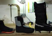 La chaussure Salomon de Kilian Jornet pour son défi Everest