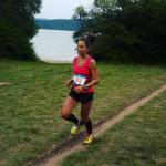 Sylvaine CUSSOT Trail du Lac de Vouglans
