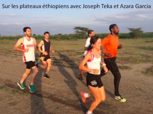 éthiopie entrainement