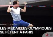 Meeting de Paris : Les médaillés olympiques fêtés au Stade de France