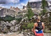 Test de la collection trail femme – Compressport