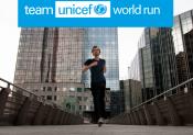 TEAM UNICEF WORLD RUN : la grande course connectée