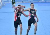 Triathlon : deux pistes de lecture pour l'arrivée des frères Brownlee
