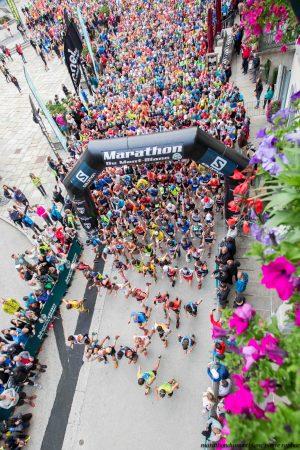 42 Km du Marathon du Mont-Blanc photo Pierre Raphoz