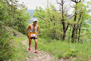Quentin Raissac / photo : Goran Mojicevic Passion Trail