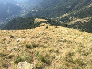 descente technique du Mont Archas (@fred bousseau)