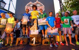 podium masculin