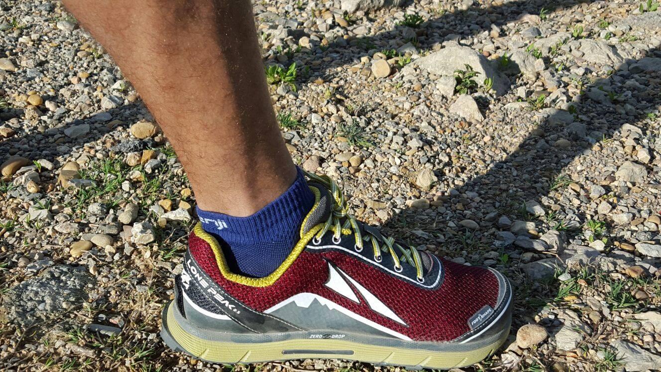 Test : les chaussures de Trail Altra Lone Peak 2,5 U Run