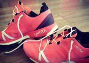 TEST : la chaussure de trail adidas Terrex Agravic