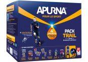 Test : le pack trail de la marque APURNA