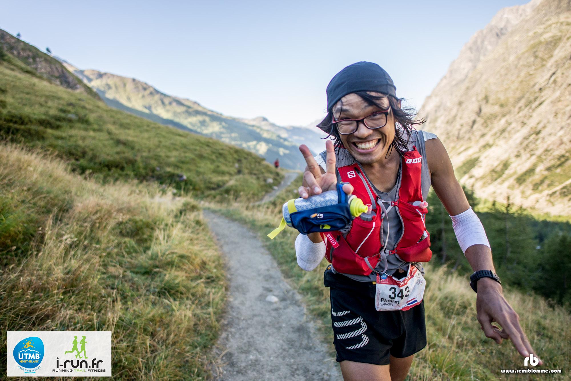 1802516646d L UTMB est une épreuve d ultra-trail montagneuse