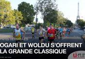 Paris-Versailles : Ogari et Woldu s'offrent la grande classique