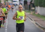 Sébastien Larue, en tête du Challenge de l'Ain des courses hors stade
