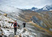 Trail du Petit Saint Bernard : retour sur cette 1ère édition