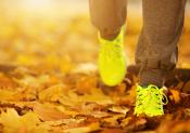 Comment s'équiper pour bien courir en automne