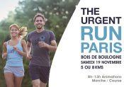 La course solidaire « The Urgent Run » arrive en France