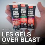 test gels STC NUTRITION