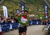 Grand Trail des Templiers : victoires de Miguel Heras et Jasmin Nunige