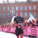 Nico Mquel -marathon de Toulouse 2016